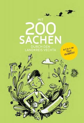 Das Buchcover. Foto: Landkreis Vechta