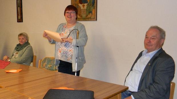 Gruppe für Sehbehinderte will Betroffene stärken und Mut machen