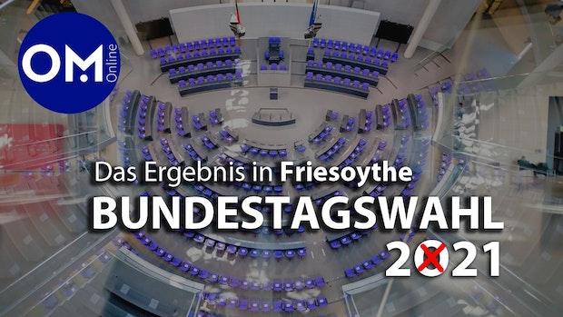 Bundestagswahl in Friesoythe: Die Zahlen und Grafiken gibt's hier