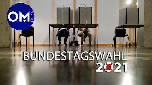 Der Wahl-Ticker von OM Online: Hier gibt's alle News zur Bundestagswahl im Überblick
