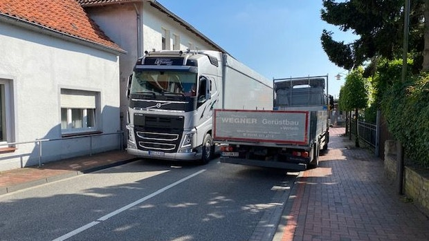 Schwerlastverkehr soll raus aus Neuenkirchen