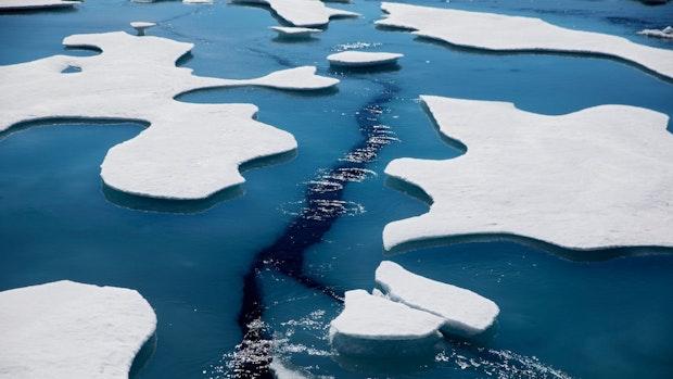 Alarmierender Bericht: Arktis schmilzt, Meeresspiegel steigt