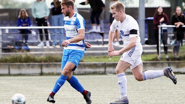 BW Lohne II gewinnt intensives Derby gegen GW Brockdorf