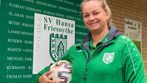 Beim SV Hansa sollen endlich auch junge Kickerinnen auf Torejagd gehen