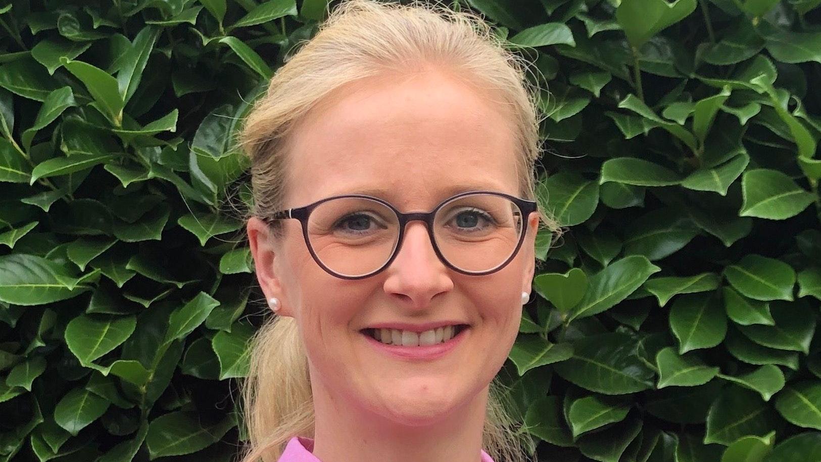 Henrike Voet lebt in Lohne. Sie ist 37 Jahre alt und Juristin. Foto: privat