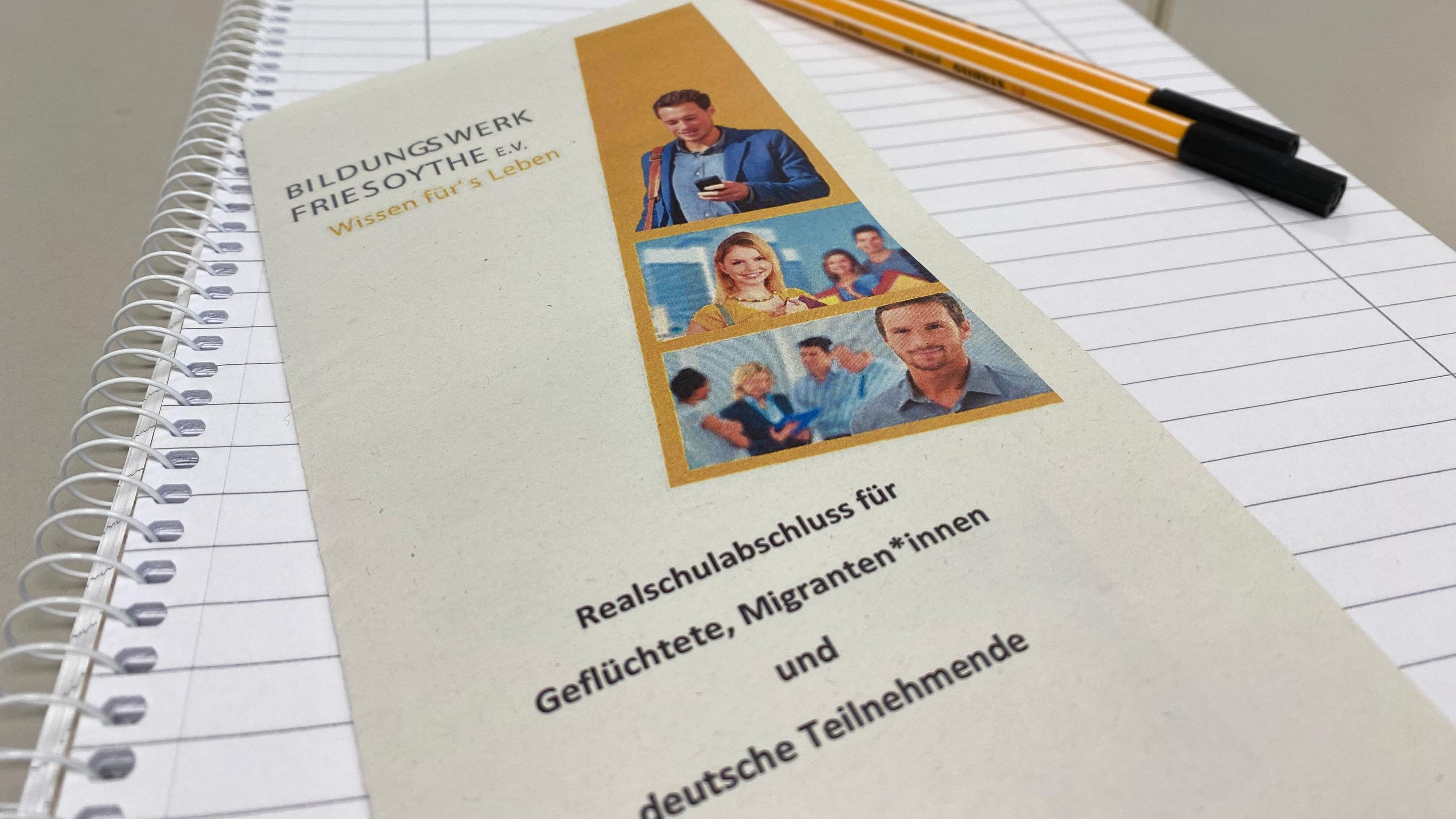 Erstmals im Angebot: Der Realschulabschluss ist ab jetzt beim Bildungswerk möglich. Foto: Claudia Wimberg