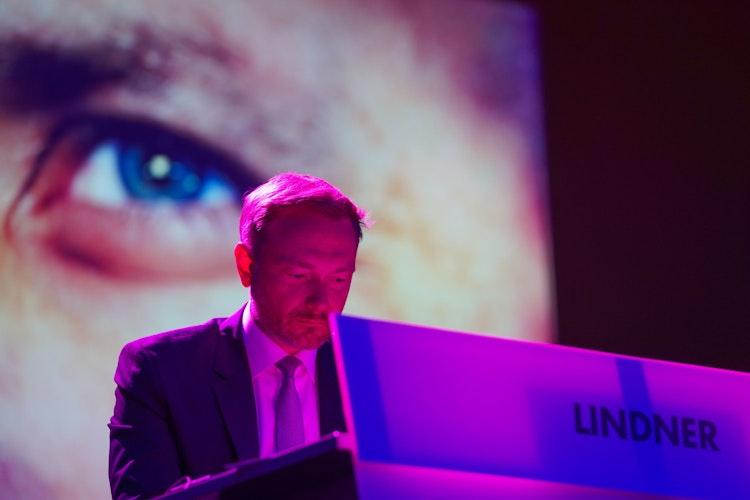 Christian Lindner. Foto: dpa
