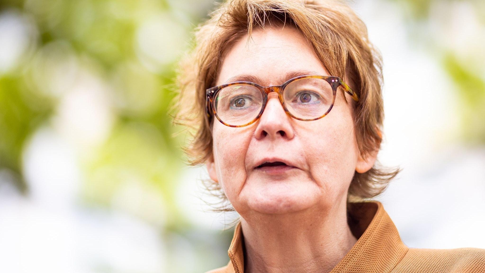 Daniela Behrens (SPD), Ministerin für Soziales, Gesundheit und Gleichstellung in Niedersachsen. Foto: dpa/Frankenberg