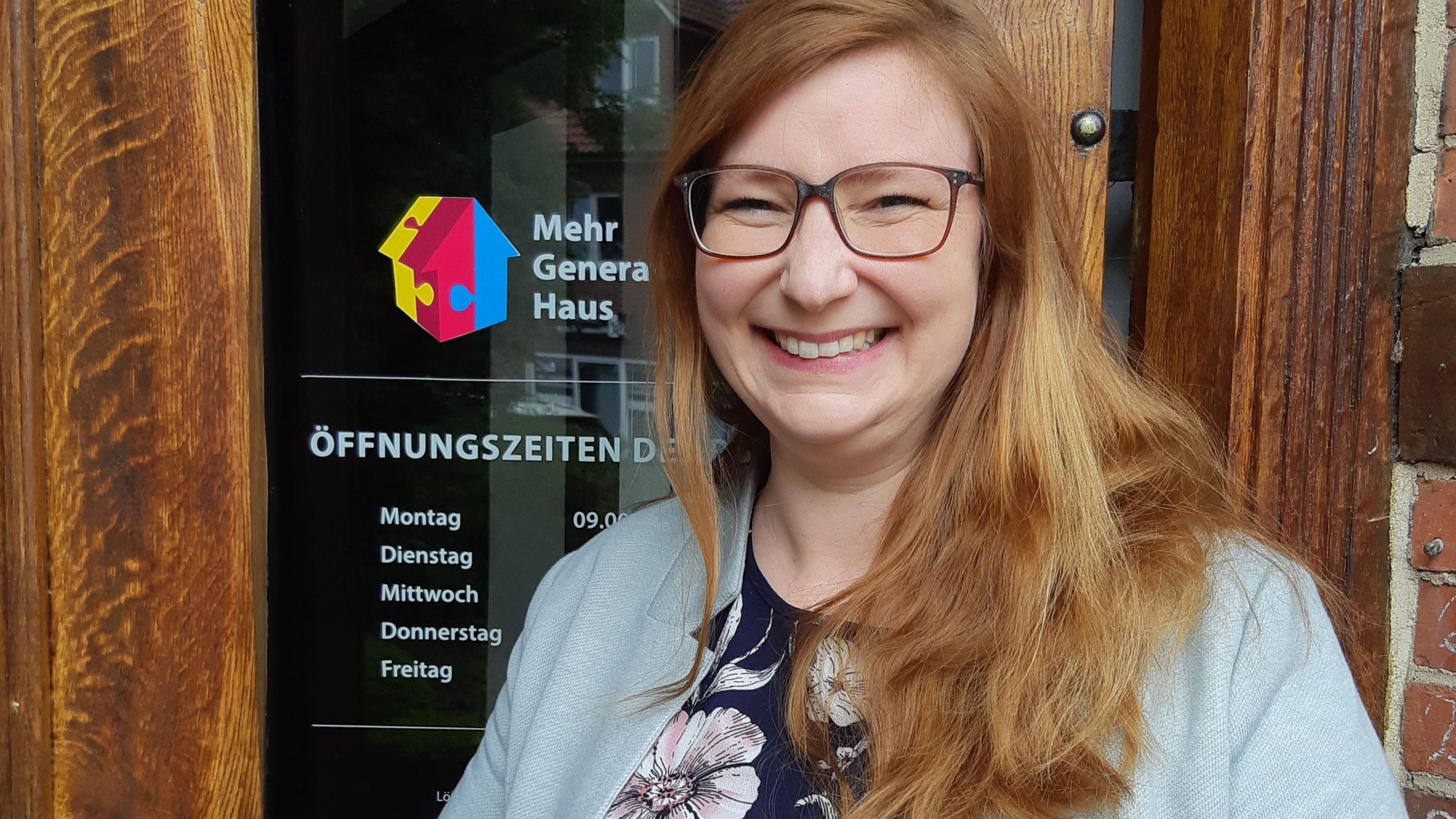 Ist das Gesicht der Hebammenzentrale: die Projektkoordinatorin und Hebamme Andrea Faske. Foto: SkF