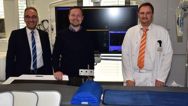 Kardiologie hat mit Dr. Weber neuen Chefarzt