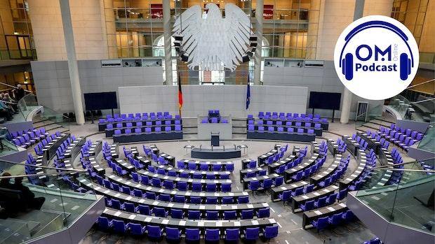 20. Episode des OM Online Podcasts: Das bedeuten die Ergebnisse der Bundestagswahl