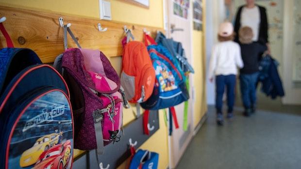 Kindergärten und Grundschulen platzen aus allen Nähten