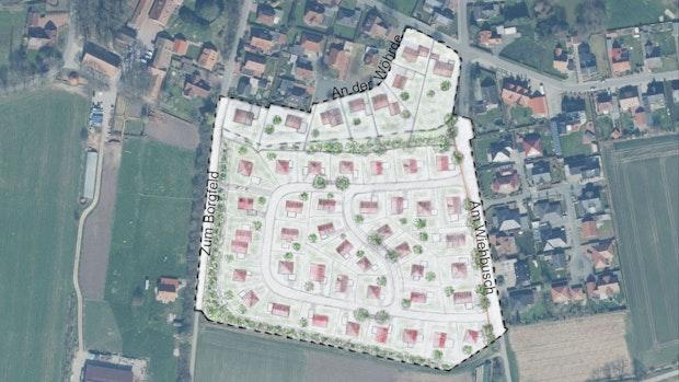 Verlosung von Bauplätzen sorgt für Verwirrung im Ortsrat