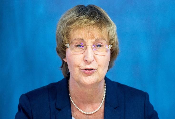 Ärztekammer-Präsidentin Martina Wenker. Foto: dpa