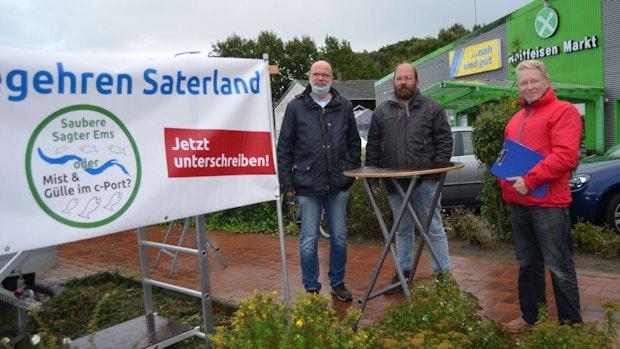 Gülle: Bürgerentscheid läuft am 21. März