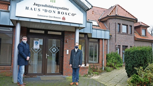 Volksbank kauft das Don-Bosco-Haus in Calhorn