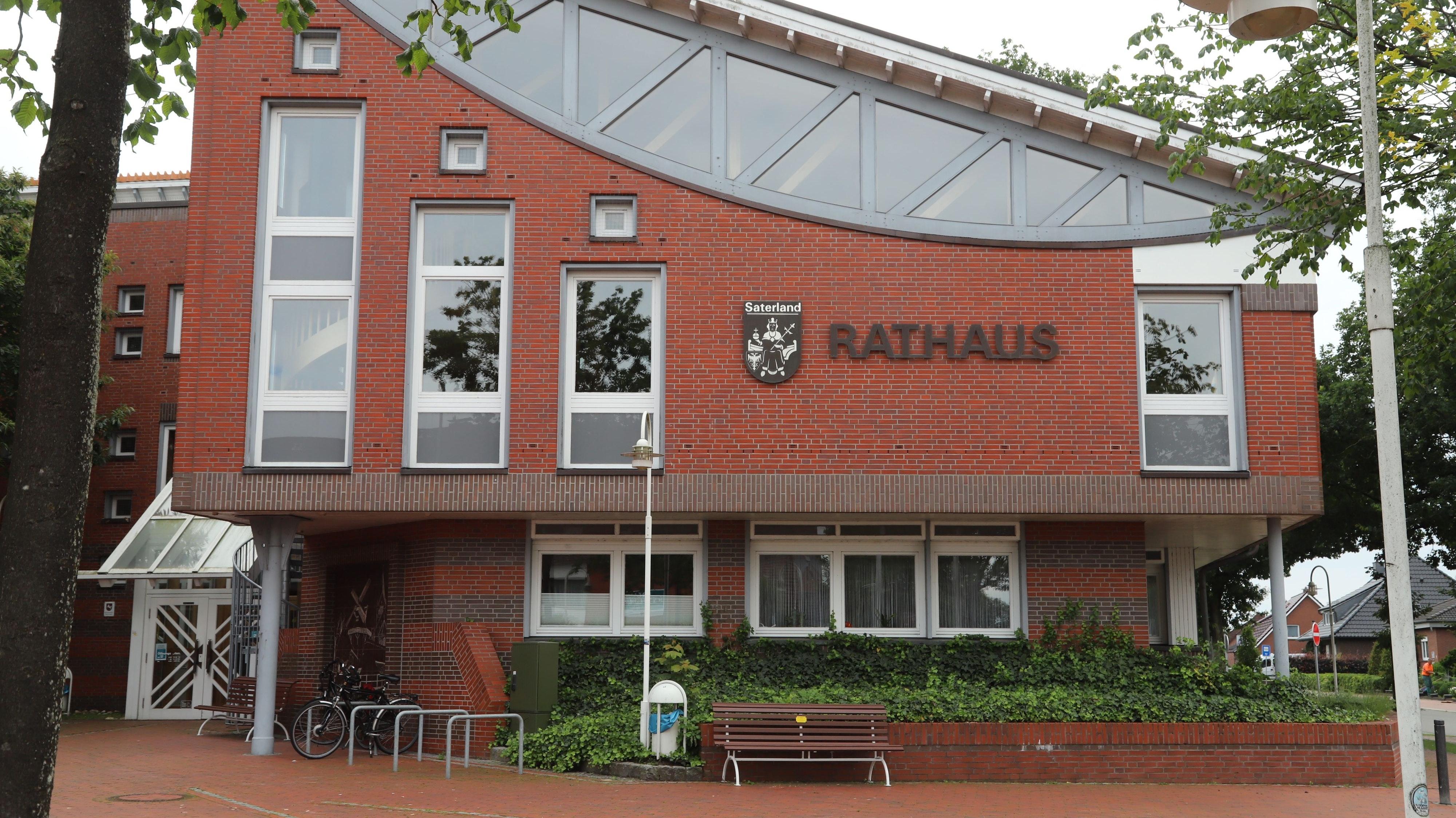 Denkbar schlechte Stimmung im Rathaus: Die CDU macht Bürgermeister Thomas Otto dafür verantwortlich.Foto: Passmann