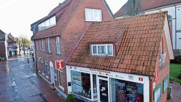 Stadt kauft Vogel-Haus für die Tourist-Info