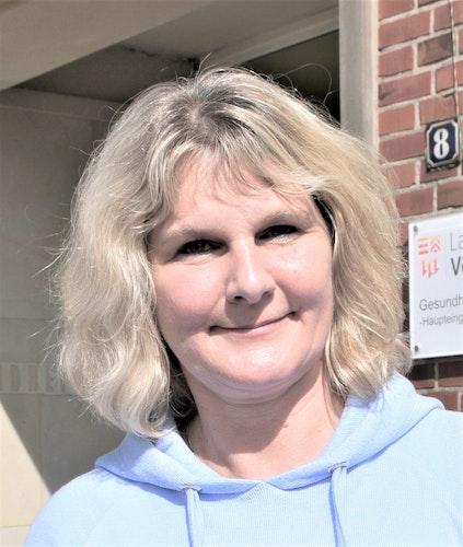 Impfstoffe bleiben wirksam: Sandra Guhe, Leiterin des Vechtaer Gesundheitsamts. Foto: Kühn