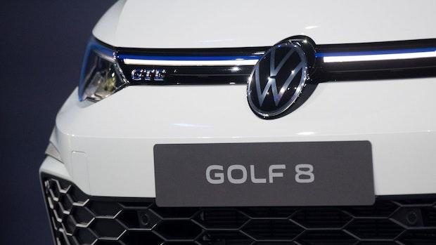VW ruft Zehntausende VW-Golf 8 in die Werkstatt zurück
