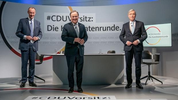 CDU-Parteivorsitz: Merz ist Favorit der Delegierten aus Südoldenburg