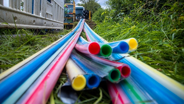 Glasfasernetz im Kreis Vechta: Die Leerrohre fehlen