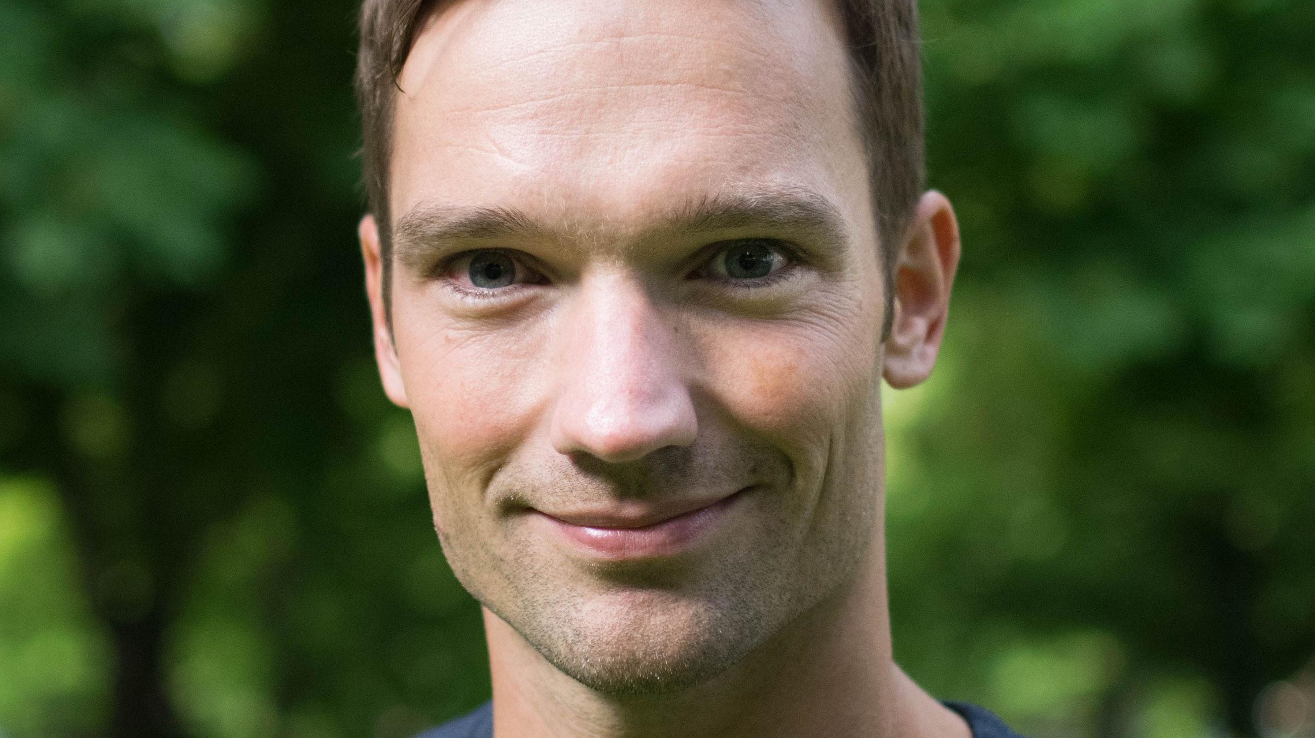 Wissenschaftler und Journalist: Tim Kalvelage hat Biochemie, Molekularbiologie und Ozeanographie studiert. Sein Abitur bestand der ehemalige ULF-Schüler in Lohne. Foto: Kalvelage