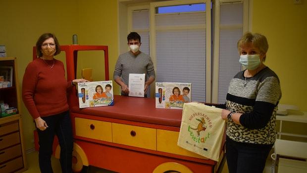 Arzt verordnet Kindern Gang in die Bücherei