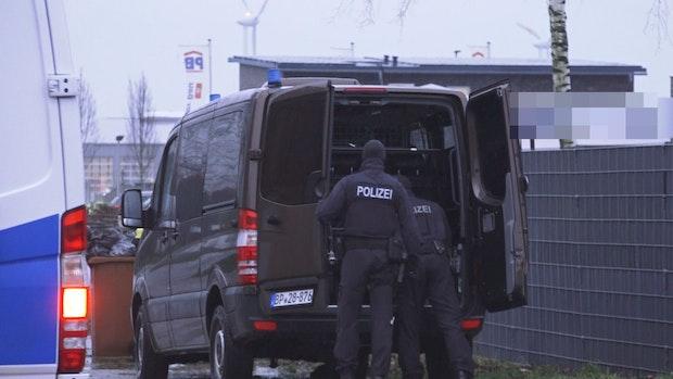 Polizei gelingt Schlag gegen Schleuser