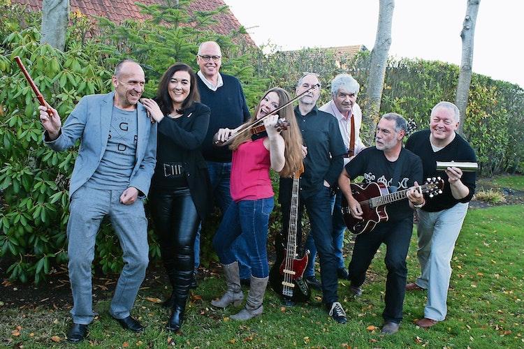 Zebu and the Gnus: Seit rund 35 Jahren gibt es die Band mit wechselnden Mitgliedern. Foto: Passmann