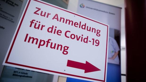 Cloppenburg: Verstorbene erhält Brief zur Impfkampagne