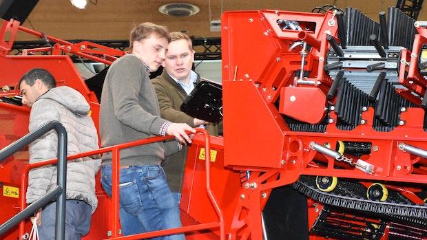 Die Agritechnica 2021 in Hannover wird zur Hybridveranstaltung
