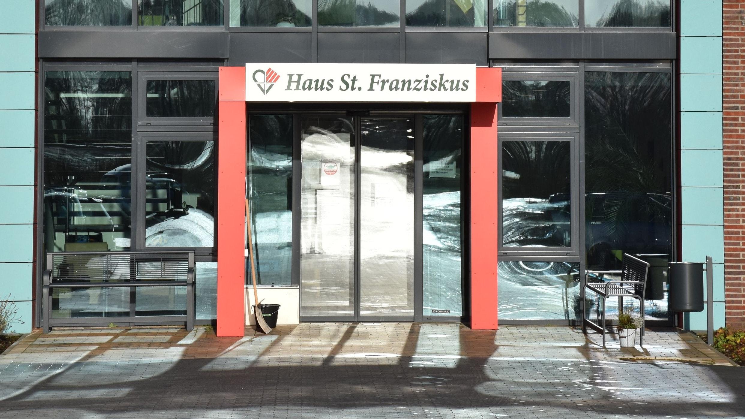 Für kommende Woche ist die 4. Reihentestung im Haus St. Franziskus geplant. Foto: Ferber