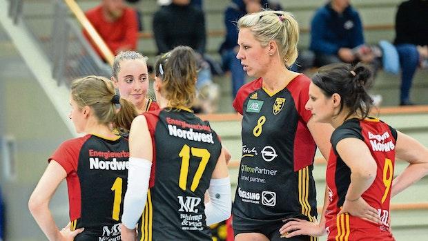 TVC-Volleyballerinnen: Entscheidung in erster Februarwoche