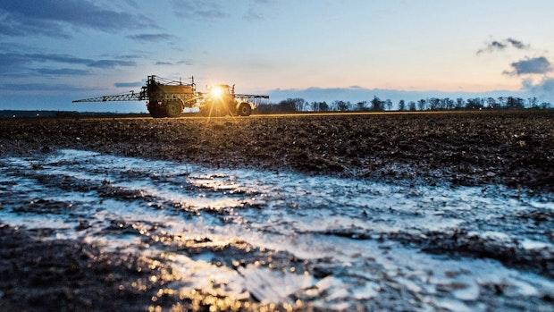 Düngen:Bauern müssen auf den Frühling warten