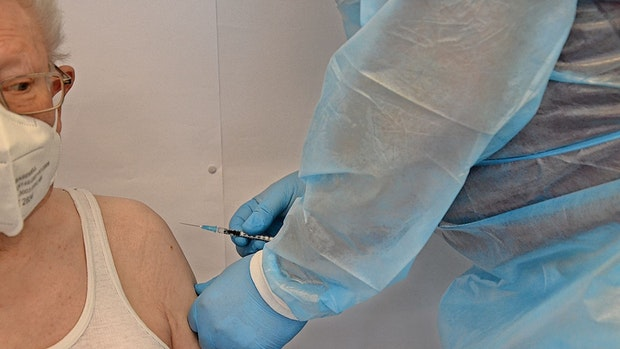 Keine Nebenwirkungen: Lastrups Senioren vertragen Impfung gut