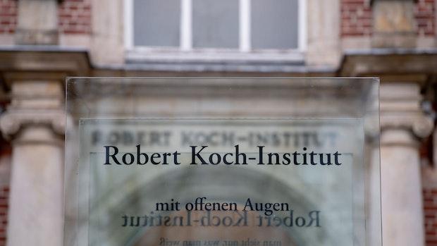 Datenfehler beim Robert-Koch-Institut löst Verwirrung aus