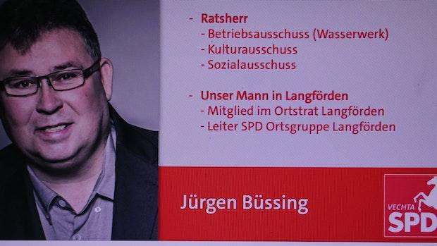 Jürgen Büssing erklärt Austritt aus der SPD