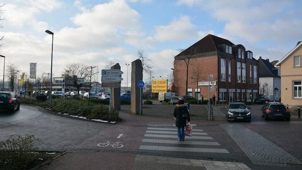 Edeka-Neubau in Cloppenburg:Poststraße müsste wohl verlegt werden