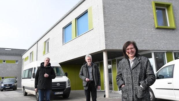 Förderschule erhält als erste Profi-Filter