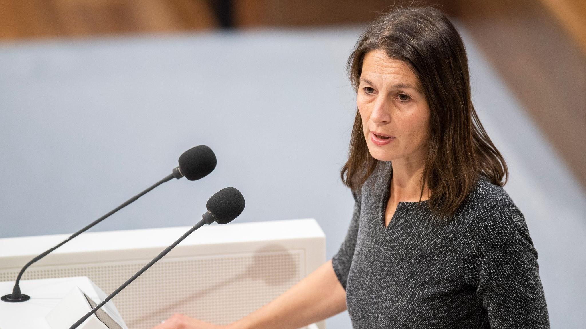 Miriam Staudte (Bündnis 90/Die Grünen). Foto: dpa/Stratenschulte
