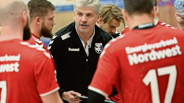 """TVC-Handball-Coach: """"Schwerste Entscheidung meines Lebens"""""""