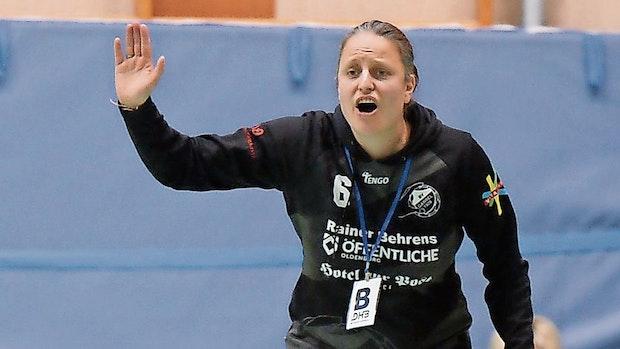 Renee Verschuren verlässt den BV Garrel