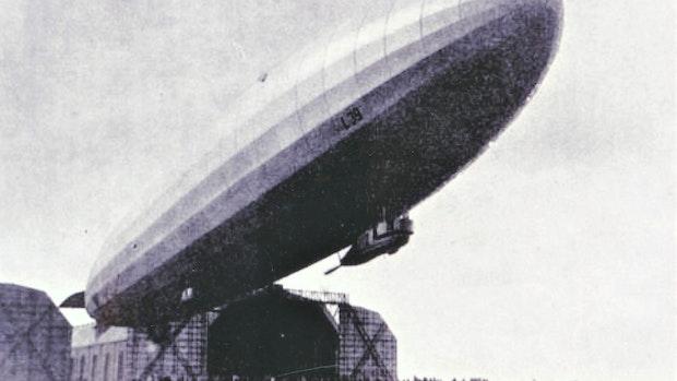 Als Zeppeline von Ahlhorn aus den Tod brachten