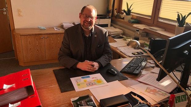 Bürgermeisteraus Homeoffice zurückbeordert