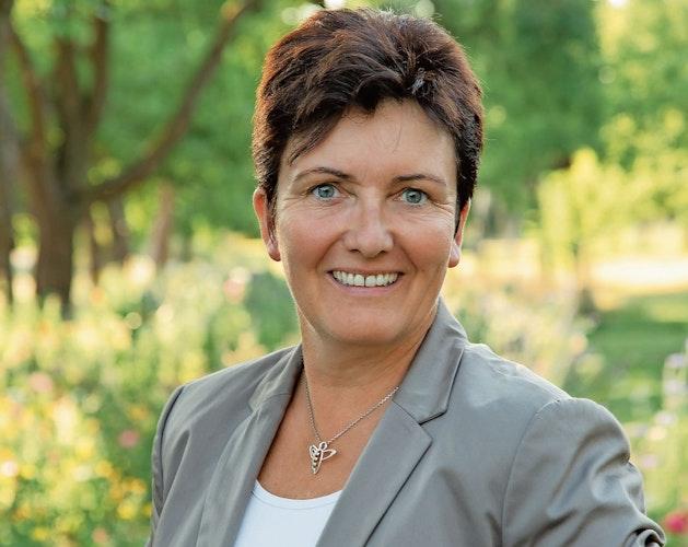 Ina Janhsen, Präsidentin des Landfrauenverbands Weser-Ems Foto:© Janhsen