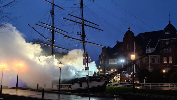 Museumsschiff soll wieder flott gemacht werden