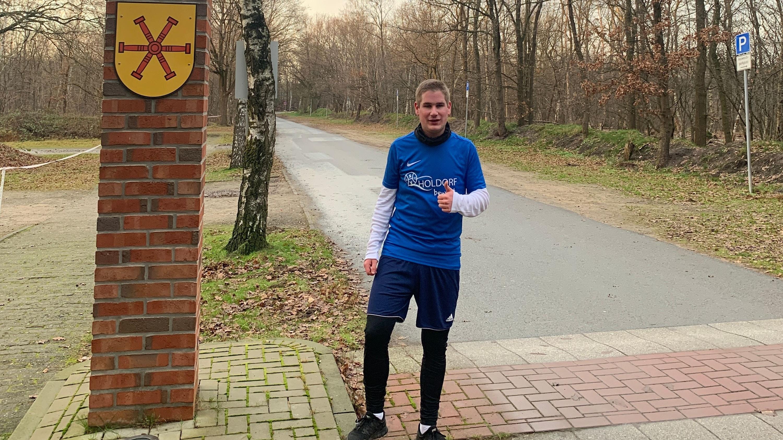 Er ist bereit: Jan-Bernd Echtermann. Foto: Siefke