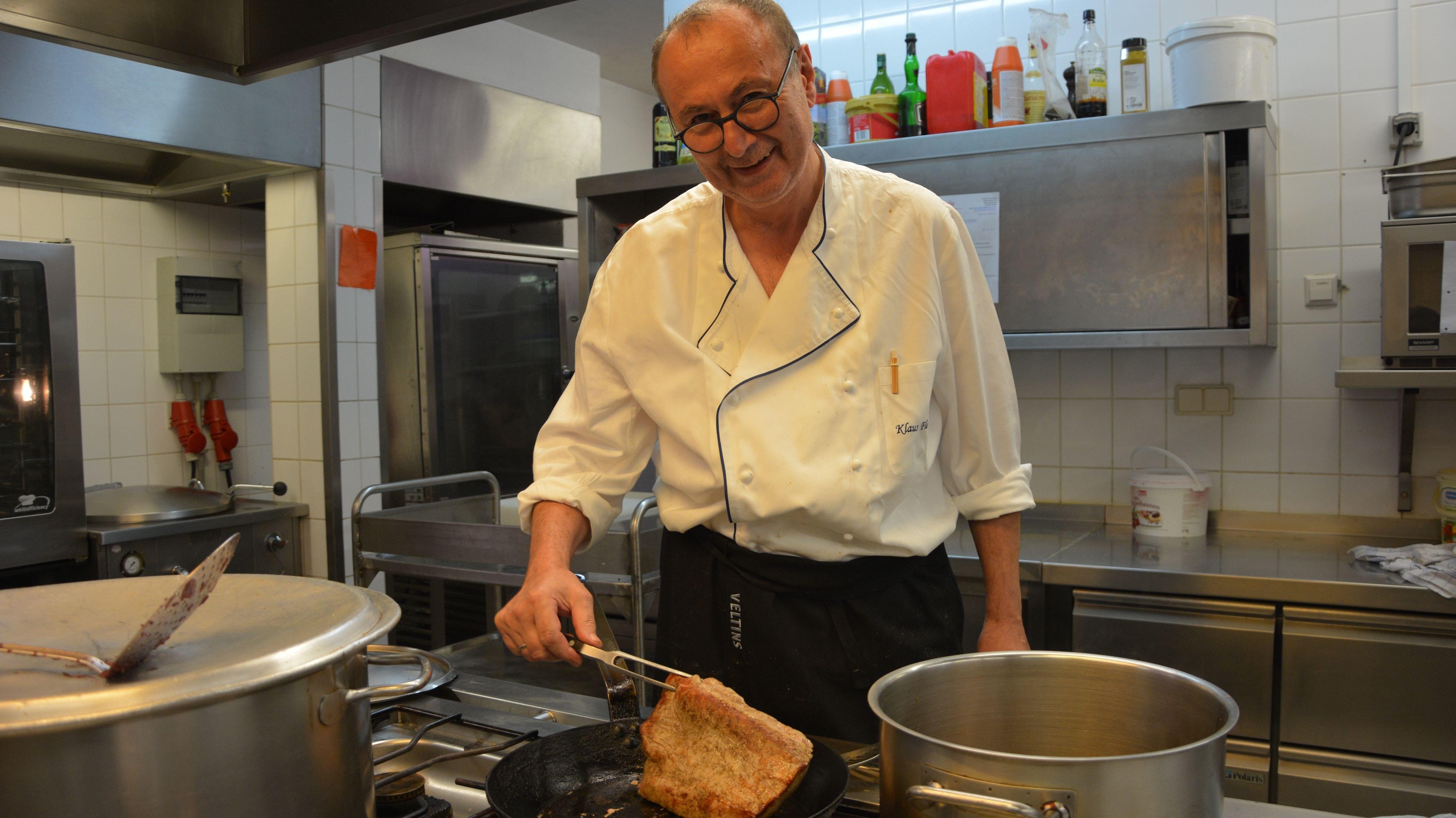 Dehoga-Kreisvorsitzender: Gastronom Klaus Fleming aus Cloppenburg.Foto: Hermes