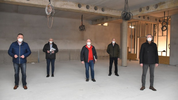 Industriemuseum Lohne: Anbau liegt zeitlich und finanziell im Plan